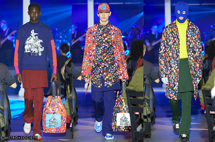 7af2492ad17 It challenged the boundaries of fashion and artistic imagery and gave a new  and exciting individual take on KENZO s collections.
